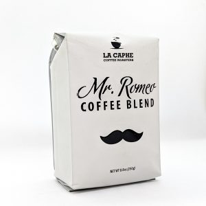 mr romeo coffee blend